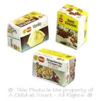 § Disc .50¢ Off - Dollhouse Carton Ice Cream - Product Image