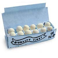 (*) Dollhouse Filled Egg Carton - Product Image