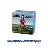 § Disc .30¢ Off - Dollhouse Salt Free Butter Box - Product Image