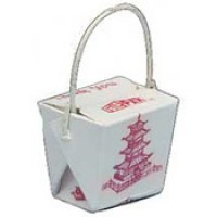 (*) Chinese Food Togo Box - Product Image