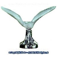 (*) Unfinished Statue - Seagull - Product Image