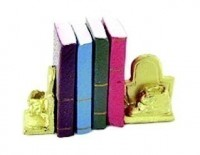 Unfinished Assorted Bookends - Product Image