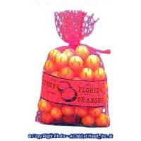 § Sale $1 Off - Dollhouse Large Bag of Oranges - Product Image