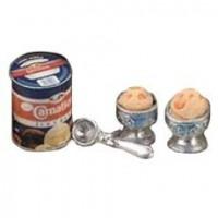 Dollhouse Ice Cream Set - Product Image