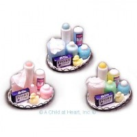 § Disc. $2 Off - Dollhouse Unfinished Baby Tray (Kit) - Product Image
