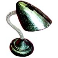 (*) Unfinished Goose Neck Desk Lamp - Product Image