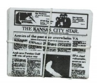 (§) Sale .20¢ Off - Stacked Kansas City Star - Product Image