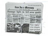 (§) Sale .20¢ Off - Stacked San Jose Mercury - Product Image