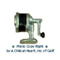 (*) Unfinished Pencil Sharpener - Product Image