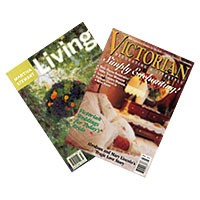 § Sale .50¢ Off - Dollhouse 2 pc Ladies Magazine - Product Image