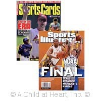 § Sale .50¢ Off - Dollhouse 2 pc Sport Magazine - Product Image