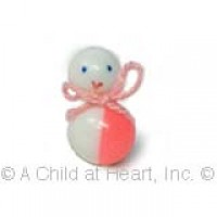 (§) Sale .40¢ Off - Roly Poly Baby Toy - Product Image