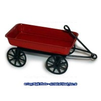 Large Dollhouse Wagon - Product Image