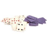 § Sale .60¢ Off - Dollhouse Playing Cards - Product Image