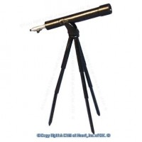 Dollhouse Telescope w/Tripod - Product Image