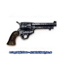 (§) Sale - Dollhouse Western 6-Gun Pistol - Product Image