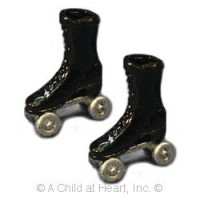 (*) Unfinished - Kid's Skates - Product Image