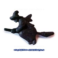 § Sale - Dollhouse Flying Witch - Product Image
