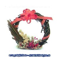 ? Sale - Unfinished Grape Vine Wreath - Product Image
