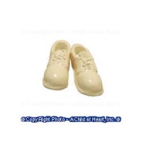 (§) Sale $1 Off - White Sneakers / Doctor Shoes - Product Image