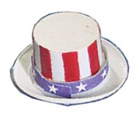 Uncle Sam's Top Hat - Product Image