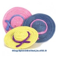 § Disc .60¢ Off - Dollhouse Dolls Hat - Product Image