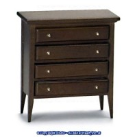 Dollhouse Shaker Chest of Drawers - Walnut - Product Image