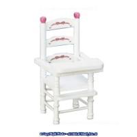 Dollhouse ABC Highchair - Product Image
