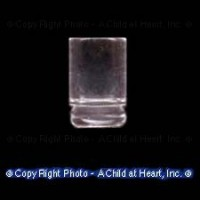 (§) Sale .20¢ Off - Acrylic Juice Glass - Product Image