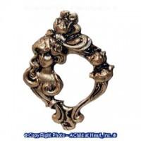 § Sale - Dollhouse Art Nouveau Frame - Product Image