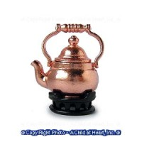 § Disc $1 Off - Dollhouse Teapot & Trivet - Product Image
