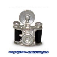 (§) Sale - Dollhouse Vintage Styled Flash Camera - Product Image