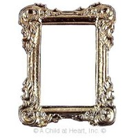 § Sale - Rectangular Victorian Frame - Product Image