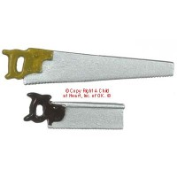 Dollhouse Set of 2 Saws - Product Image