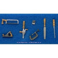 Dollhouse Tool Set, General #2 - Product Image