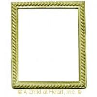 § Sale - Dollhouse Rectangular Rope Frame - Product Image