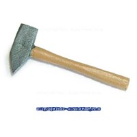 (§) Sale - Dollhouse Mason's Hammer - Product Image