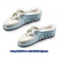 § Sale .40¢ Off - Dollhouse Nurse's Shoes - Product Image