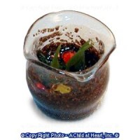 § Disc $2 Off - Dollhouse Glass Terrarium - Product Image