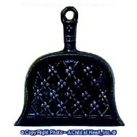 § Sale - Dollhouse Metal Dustpan - Product Image