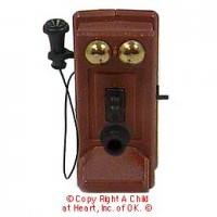 Old-Fashioned Phone (Kit) - Product Image