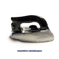 § Sale - Dollhouse Steam Iron - Product Image
