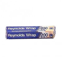 § Sale .20¢ Off - Dollhouse Foil Wrap - Box - Product Image