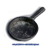 § Sale - Dollhouse Medium Fry Pan - Product Image