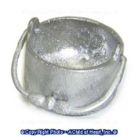 § Sale - Dollhouse Flat Bottom Pot - Product Image