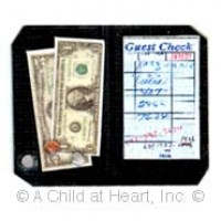 § Sale .60¢ Off - Restaurant Check Book - Product Image