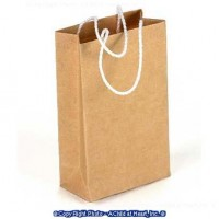 (§) Sale .30¢ Off - Brown Bag with Handle - Product Image