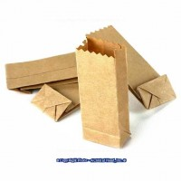 (§) Sale .30¢ Off - 4 Large Paper Grocery Bags - Product Image