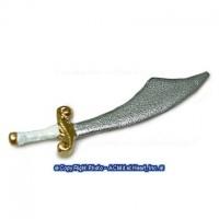 (§) Sale - Dollhouse Scimitar Dagger - Product Image