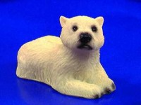 § Disc .60¢ Off -Dollhouse Samoyde Puppy - Product Image